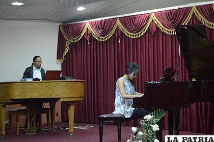 Hoy se conocerá a los ganadores del concurso de piano, violín y guitarra