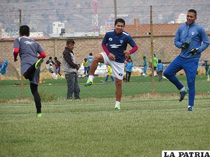 Saucedo y Reinoso, esperan seguir contribuyendo con goles al plantel