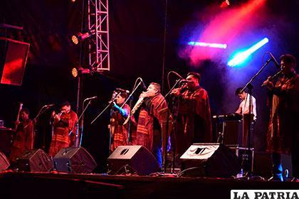 Sumajta en Bolivia dijo presente en el ¡Aquí...Canta Bolivia!