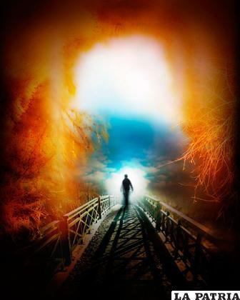 Al final del sufrimiento hay una luz en el camino, solo si decides hablar