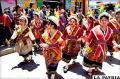 Universitarios Revalorizan el Folklore Nacional