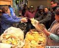 El precio del pan se mantiene en 40 centavos, por el momento /Archivo