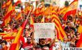 Secesionistas catalanes amagan  con una declaración independencia