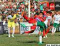 En el encuentro de ida jugado en Santa Cruz el 7/08/2017, Oriente Petrolero venció por 1-0 /APG