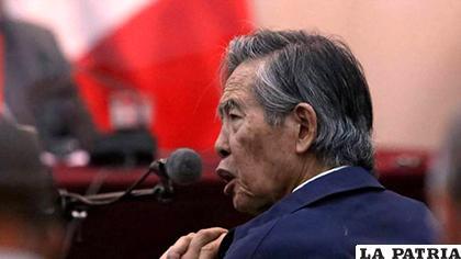 La justicia peruana anuló indulto al expresidente peruano y ordenó su captura /Expreso