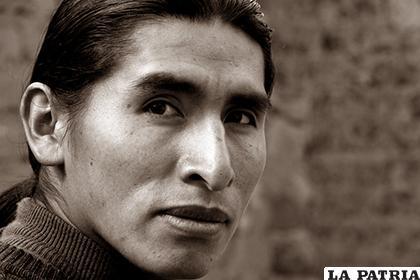 Luis Aduviri llega hoy a Oruro/FACEBOOK