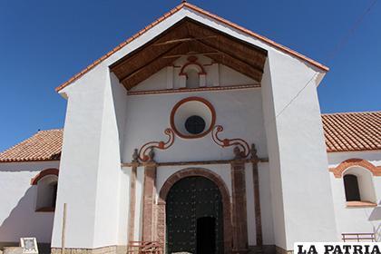 Iglesia de Toledo se muestra restaurada /ABC