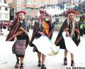 Oruro fue sede de la simbiosis folklórica boliviana
