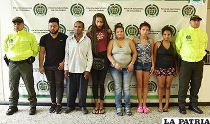 La red traficaba niños de Colombia y Venezuela con el fin de explotarlos sexualmente /elambito.com