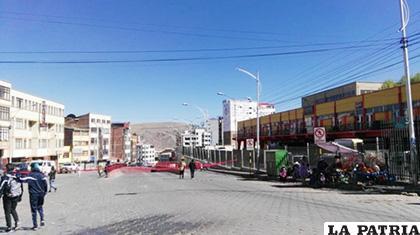 Segundo día de paro en el que se generaron 17 puntos de bloqueo en Potosí /ANF