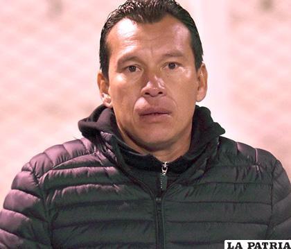 Nicolás Suárez dejó la dirección técnica de Real Potosí /APG