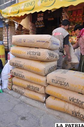La harina será el insumo más controlado en Todos Santos /LA PATRIA /ARCHIVO