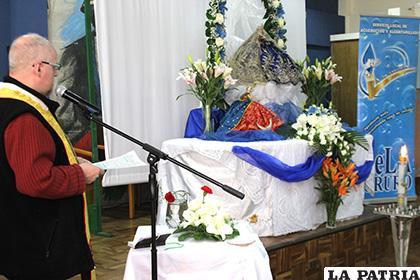Con una misa SeLA celebró sus 55 años de vida /SELA