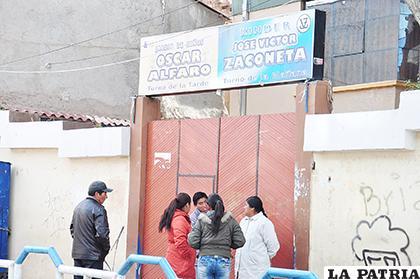 Alcaldía inspeccionará ante las denuncias de ambas unidades educativas /LA PATRIA /ARCHIVO