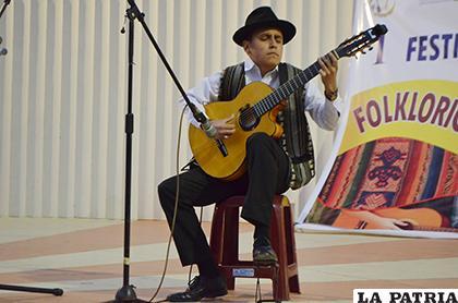 Enorme talento en la música folklórica de los jóvenes orureños /LA PATRIA /Johan Romero