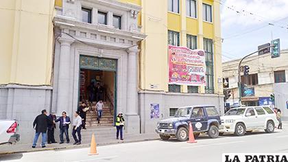 La Alcaldía espera que en los próximos meses se incremente la afluencia de contribuyentes /LA PATRIA