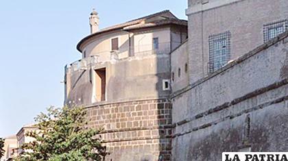 Sede del Instituto para las Obras de Religión /Iglesia Viva