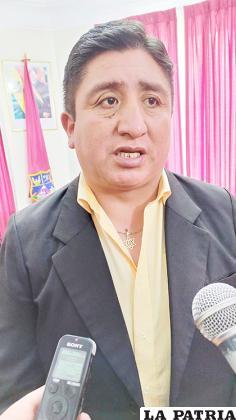 Las autoridades municipales hacen un llamado a la calma el día de las elecciones /LA PATRIA