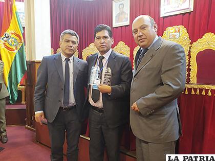 Premios entregados motivan a continuar trabajando a los integrantes del Consejo de la Magistratura/LA PATRIA