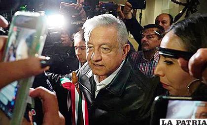 El presidente de México, Andrés Manuel López Obrador /PULSO