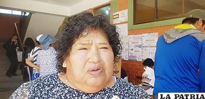 Esperanza Choque Chura