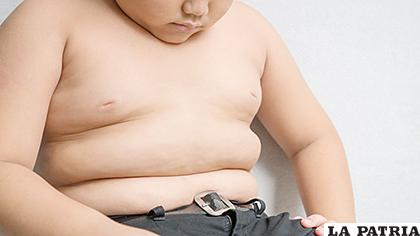 Niños obesos son más propensos a tener enfermedades crónicas /lavanguardia.com