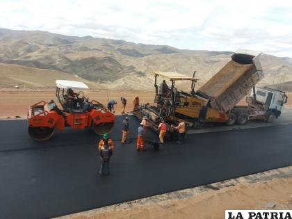 Se aproxima temporada de lluvias y es necesario el mantenimiento de carreteras / ABC