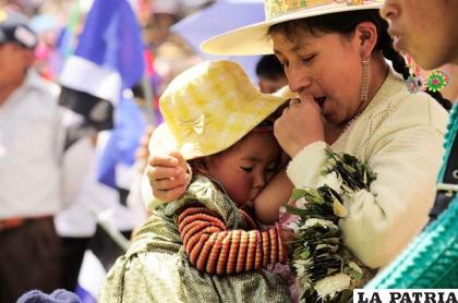 Las madres con Covid-19 pueden dar lactancia con medidas de bioseguridad /Ministerio de Salud (foto ilustrativa)