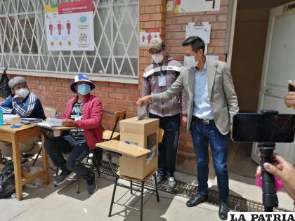 Los bolivianos eligieron a sus representantes ante el parlamento  /LA PATRIA