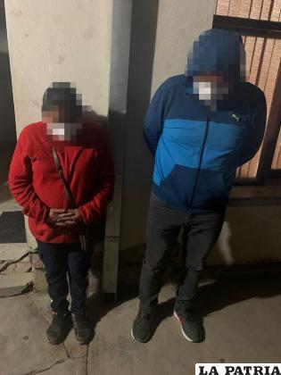 Los dos aprehendidos fueron imputados por tráfico de sustancias controladas /LA PATRIA