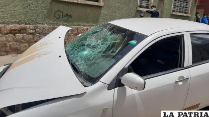 Chofer del automóvil será juzgado por la justicia /LA PATRIA