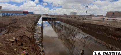 Embovedado del Canal Tagarete sigue sin avanzar, pero sugieren primero tratamiento de aguas /LA PATRIA