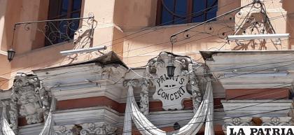 """El viernes reciente el """"Palais"""" volvió a manos de la Gobernación /LA PATRIA"""