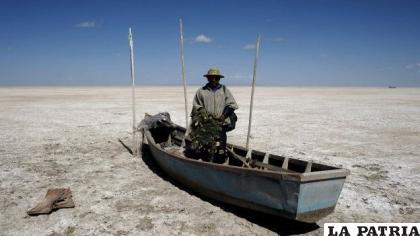 Tras la sequía no pueden reactivar su economía /LA PATRIA