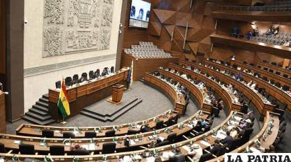 La Cámara de Senadores define que es prioritario la aprobación del proyecto de Ley /Archivo