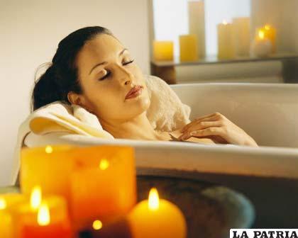 La aromaterapia pese a no ser parte de la medicina tradicional tiene virtudes curativas