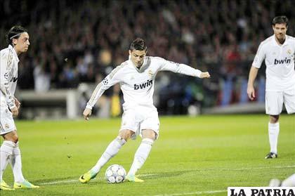 Real Madrid está en octavos de final de la Champions