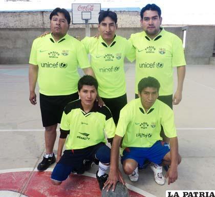 Pasión Deportivo intentará ser protagonista del torneo