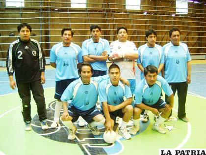 Jugadores de Panorama Deportivo