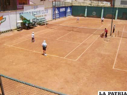 Canchas de Oruro Tenis Club
