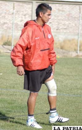 Juan Maraude se encuentra recuperado