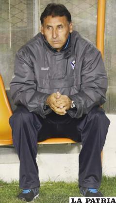 Marcos Ferrufino D.T. San José