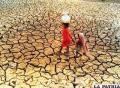África sufre las consecuencias del calentamiento global