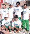 Santa Cruz arrasa en los Juegos  Nacionales de Novidentes en Goodball