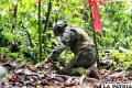 La mayoría de los explosivos que aún yace en territorio fronterizo de Ecuador provienen de Brasil y España, aunque también los hay de fabricación rusa y belga