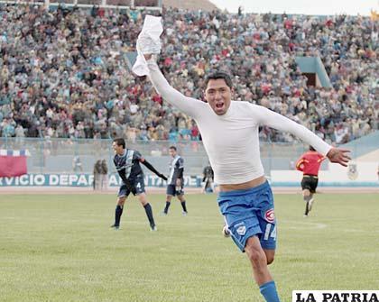 Ronald Puma le dio el triunfo a San José