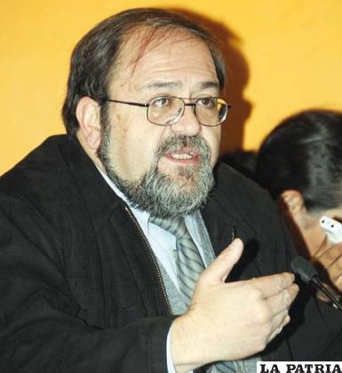 puntos de evaluación comunitaria y federación de La Paz los rechaza