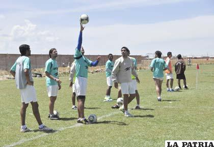 El optimismo reina en los jugadores de San José