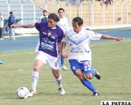 Alexis Bravo y Roly Sejas, volverán a enfrentarse esta tarde