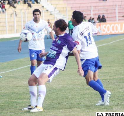 En el partido de ida Real Potosí venció por 4 a 0